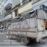 Dịch vụ thuê xe tải Phi Long tại phố Vĩnh Quỳnh 2019