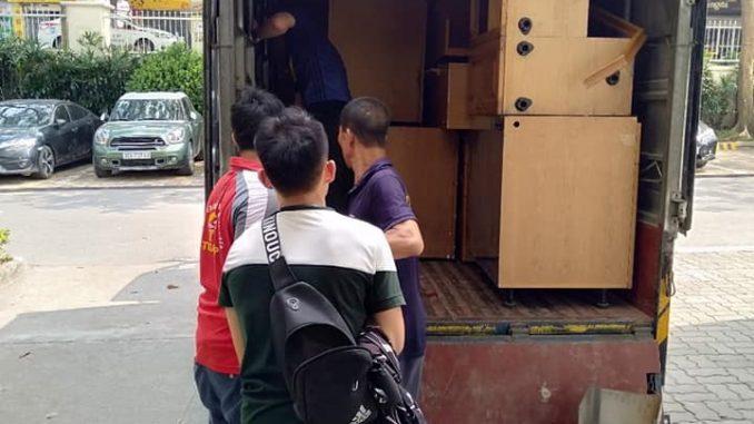 Dịch vụ thuê xe tải tại phố Chính Kinh