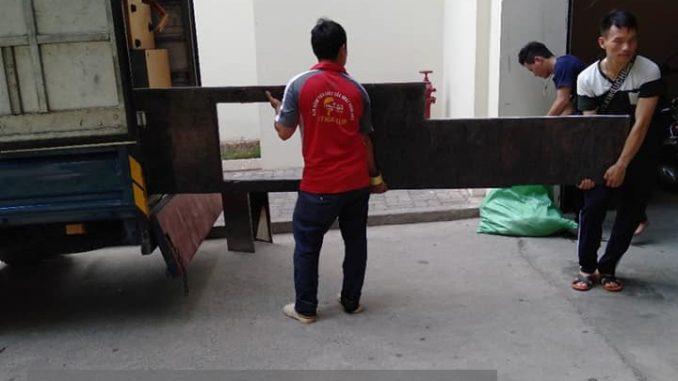 Dịch vụ thuê xe tải giá rẻ tại phố Phú Diễn 2019
