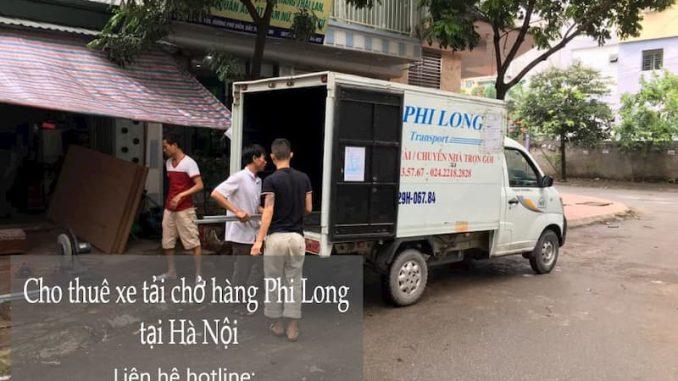 Dịch vụ thuê xe tải tại phố Tân Triều