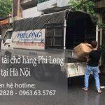Dịch vụ thuê xe tải giá rẻ tại phố Nguyễn Cảnh Dị 2019