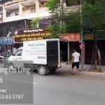 Dịch vụ thuê xe tải giá rẻ tại phố Tân Khai 2019