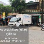 Dịch vụ thuê xe tải giá rẻ tại phố Đặng Trần Côn
