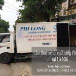 Dịch vụ thuê xe tải giá rẻ tại phố Thụy Lôi