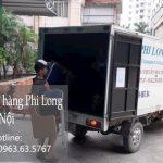 Dịch vụ thuê xe tải giá rẻ tại phố Hồng Quang