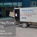 Dịch vụ thuê xe tải giá rẻ tại phố Nguyễn Công Thái