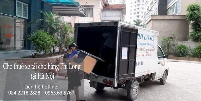 Dịch vụ thuê xe tải tại phố Trần Nguyên Đán