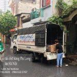 Dịch vụ thuê xe tải giá rẻ tại phố Nguyễn Phúc Lai