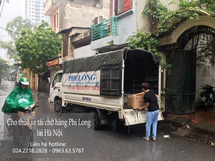 Dịch vụ thuê xe tải tại phố Nguyễn Phúc Lai