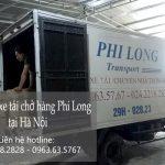 Dịch vụ thuê xe tải giá rẻ Phi Long tại phường Hàng Bông 2019