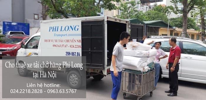 Dịch vụ thuê xe tải giá rẻ tại phố Lê Hữu Tựu