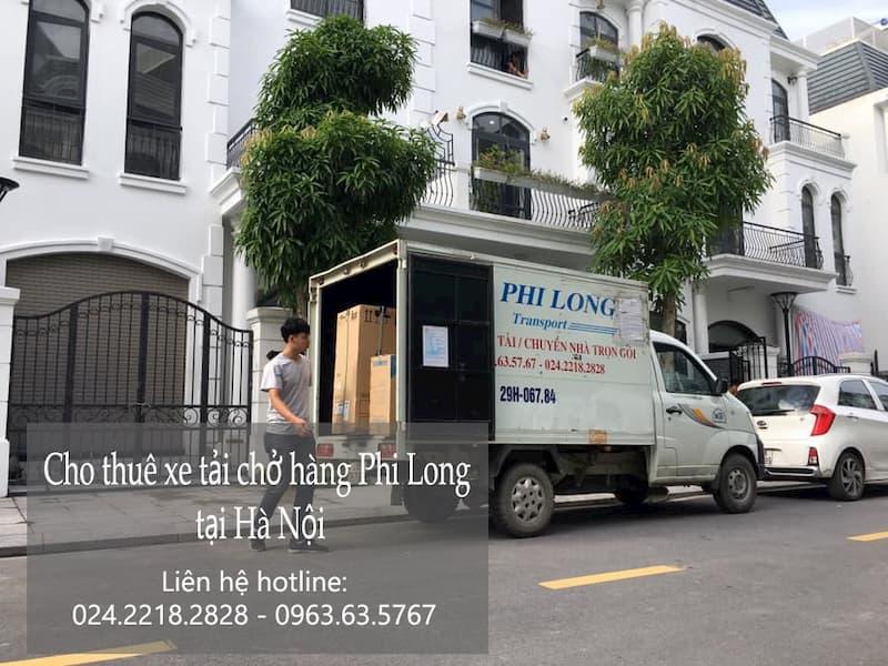 Cho thuê taxi tải Phi Long tại phố Đình Thôn