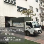 Thuê xe tải trọn gói Phi Long tại phố Dương Đình Nghệ