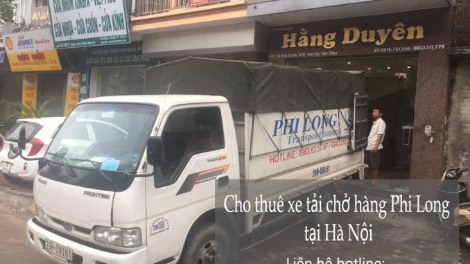 Vận chuyển hàng hóa chất lượng cao Phi Long tại phố Yên Thường