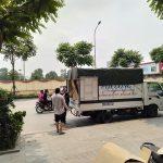 Hãng thuê xe tải giá rẻ Phi Long tại phố Bắc Hồng