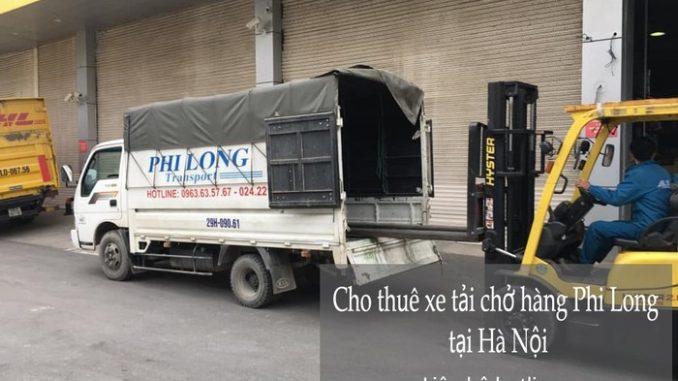 Dịch vụ thuê xe tải giá rẻ tại xã Đặng Xá