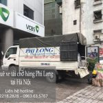 Dịch vụ thuê xe tải giá rẻ Phi Long tại thị trấn Trâu Quỳ