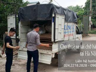 Cho thuê xe tải giá rẻ Phi Long phố Đặng Tất