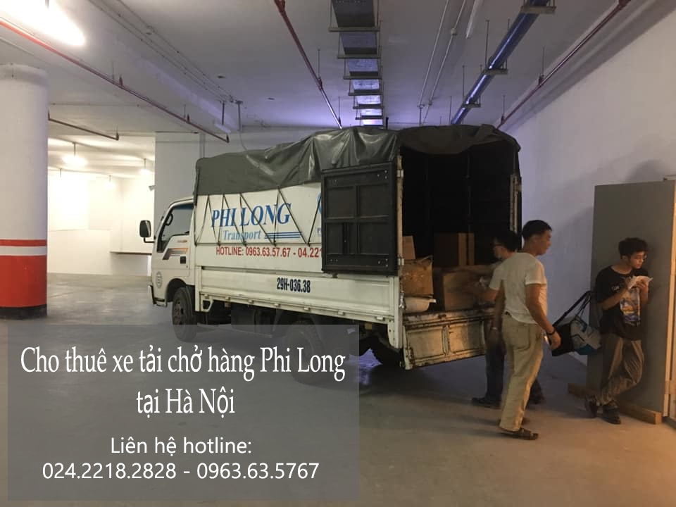 Thuê xe tải giá rẻ Phi Long phố Đốc Ngữ