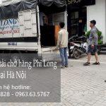 Phi Long chở hàng tết giá rẻ phố Kim Mã Thượng