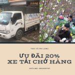 Dịch vụ cho thuê xe tải Phi Long tại xã Việt Hùng