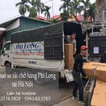 Dịch vụ cho thuê xe tải giá rẻ Phi Long tại xã Hồng Sơn