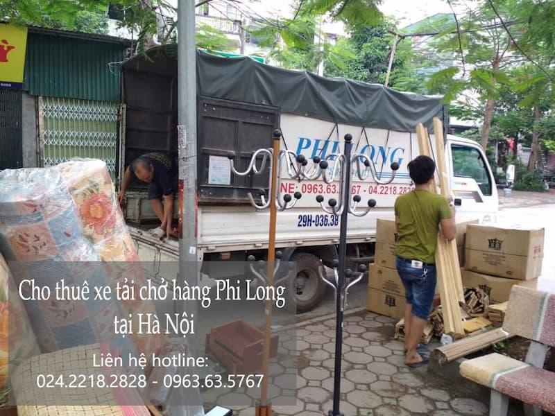 Công ty xe tải giá rẻ Phi Long phố Ấu Triệu
