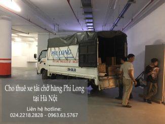 Dịch vụ thuê xe tải tại xã Đại Hưng