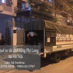 Thuê xe tải giá rẻ Phi Long phố Cầu Đông