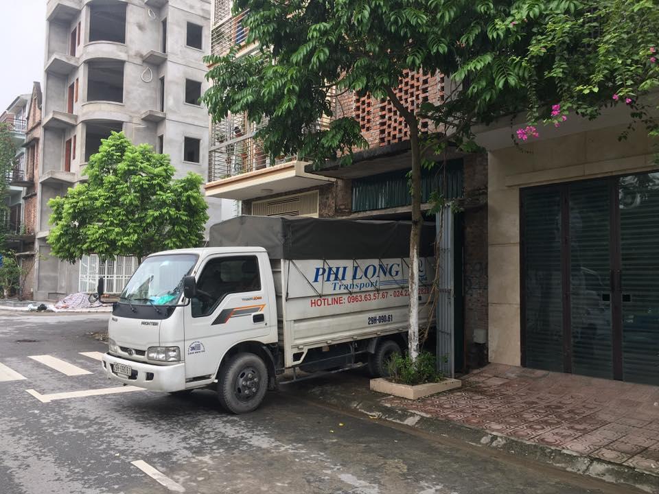 Dịch vụ thuê xe tải tại xã Phú Nghĩa