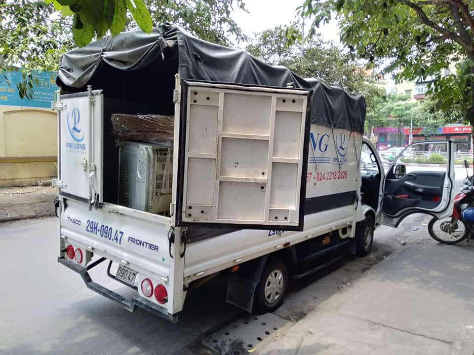 Dịch vụ thuê xe tải tại xã Hợp Đồng