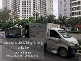 Cho thuê xe tải chất lượng Phi Long phố Đinh Lễ