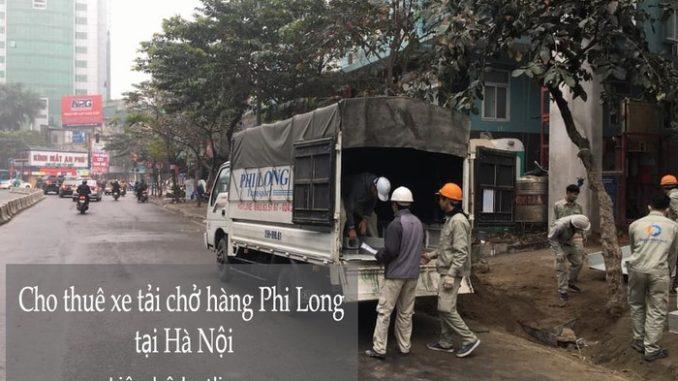 Dịch vụ cho thuê xe tải tại xã Hạ Mỗ