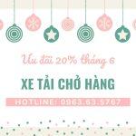 Dịch vụ cho thuê xe tải Phi Long tại xã Khánh Hà