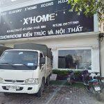 Phi Long taxi tải giá rẻ phố Hoàng Diệu