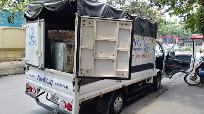 Vận tải chất lượng cao Phi Long phố Hoàng Hoa Thám