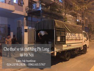 Thuê xe tải chất lượng Phi Long đường Trần Thái Tông