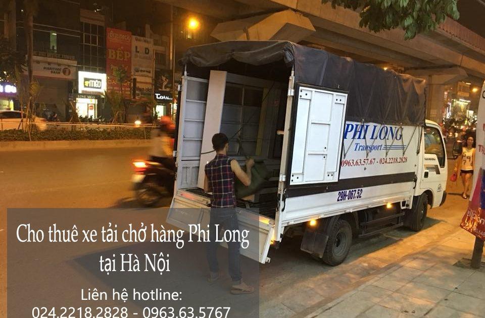 Dịch vụ cho thuê xe tải Phi long tại xã Bình Phú