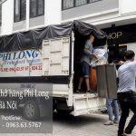 Dịch vụ cho thuê xe tải Phi Long tại đường Thúy Lĩnh