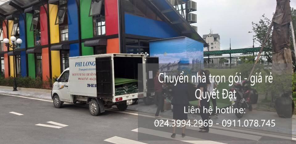 Dịch vụ cho thuê xe tải tại xã Canh nậu