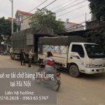 Dịch vụ cho thuê xe tải Phi Long tại đường Tây Mỗ