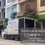 Dịch vụ cho thuê xe tải Phi Long tại đường Nguyễn Trãi