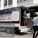 Dịch vụ taxi tải Phi Long tại phố Lê Văn Hưu
