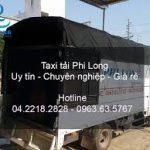 dịch vụ thuê xe tải tại đường phúc lợi