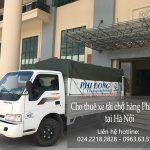 Dịch vụ thuê xe tải tại đường chu huy mân