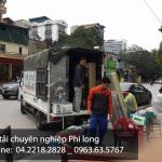 Dịch vụ thuê xe tải Phi Long tại đường Phạm Văn Đồng