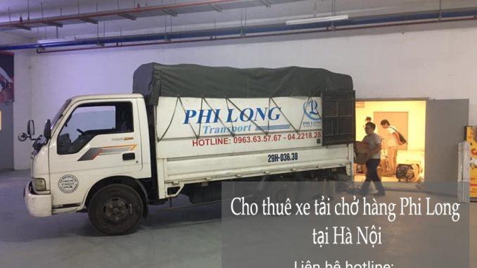 Dịch vụ cho thuê xe tải Phi Long tại đường lệ mật