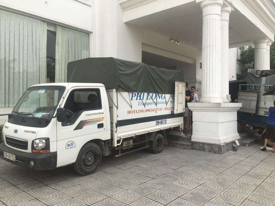 dịch vụ thuê xe tải tại đường hoàng như tiếp
