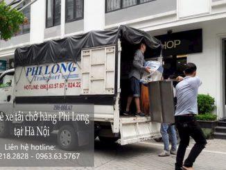 Dịch vụ thuê xe tải tại đường Vũ Quỳnh