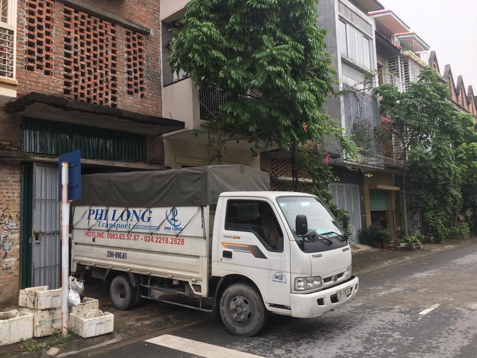 dịch vụ thuê xe tải tại đường hồng tiến